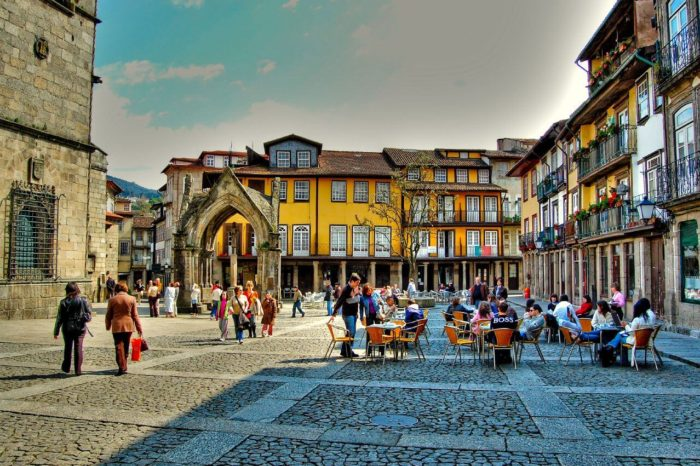 Guimarães & Braga Private Tour