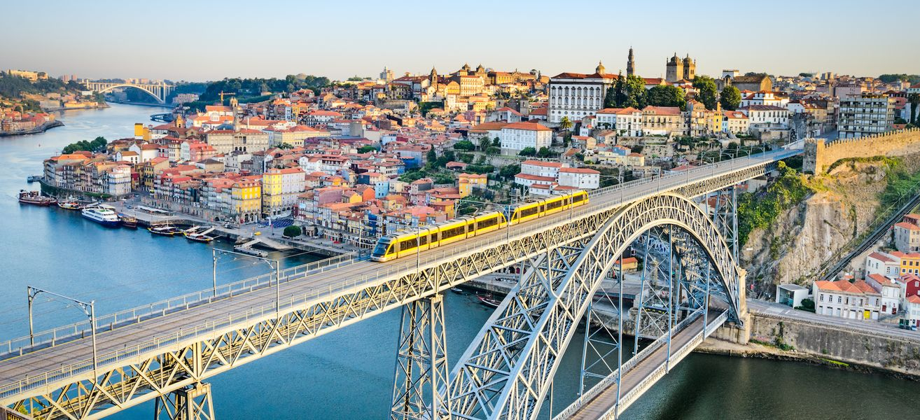 porto don luis bridge